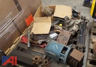 Various Truck Parts & More