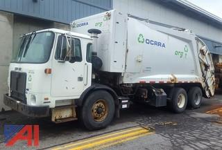 2010 Autocar ACX Xpeditor Garbage Truck