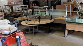 Various Tables & Desks