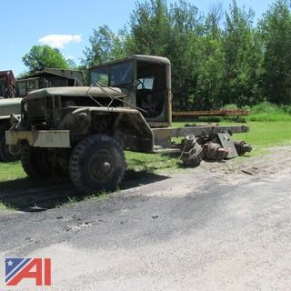 Military Truck (Parts Only)