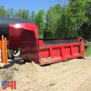 Single Axle Dump Body