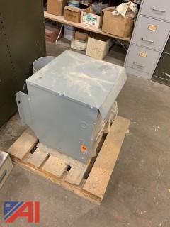 15 Kva Electrical Transformer