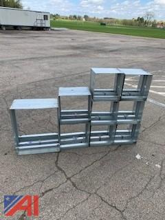 Large Lot of Misc. Ductwork Items