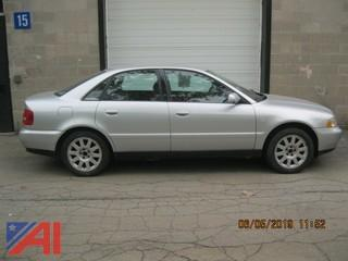 2000 Audi A4 4 Door