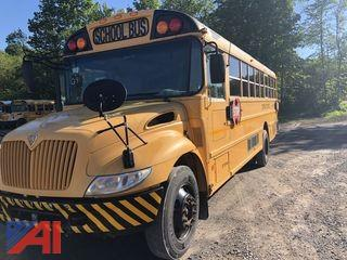 2006 International CE200 School Bus with Wheelchair Lift