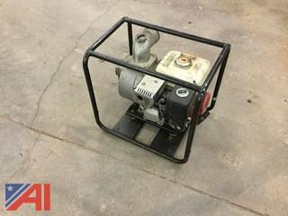 "5 HP Honda 3"" Pump"