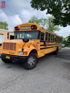 2000 Blue Bird IH65C43A School Bus