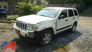 2005 Jeep Grand Cherokee SUV