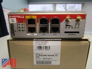 Phoenix Contact TC MGUARD RS4000 3G VPN Industrial Network Components
