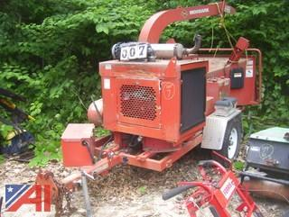 2010 Morbark M12R Chipper