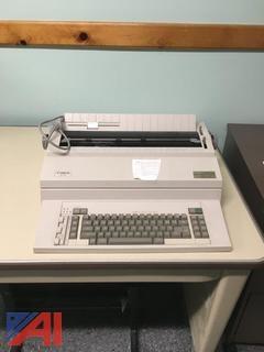 Canon AP 340 Typewriter
