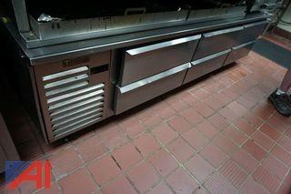 Traulsen Low Boy Self-Contained Refrigerator