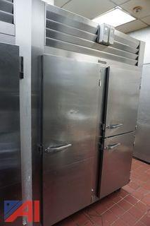 Traulsen Cooler/Freezer Combo