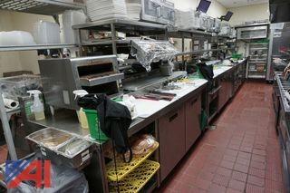 Chef Pass Thru Cook Line