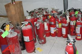 20 Pound ABC Fire Extinguishers