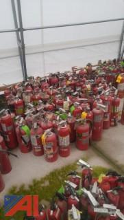 10 Pound Dry Chemical Fire Extinguishers