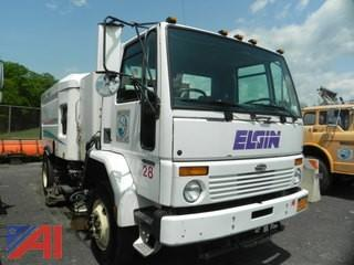 2002 Sterling SC8000 Elgin Whirlwind Sweeper