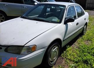 1999 Toyota Corolla CE 4 Door