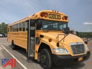 (#43) 2011 Blue Bird Vision School Bus