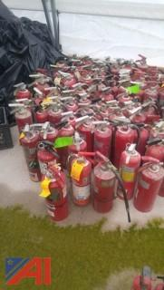 10 pound Dry Chemical Extinguishers