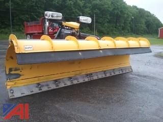 2016 Fisher MC 10' Reversible Plow
