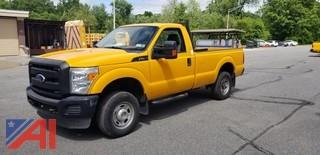 2011 Ford F250 XL Super Duty Pickup Truck