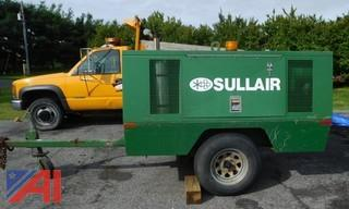 Sullair 185 Air Compressor