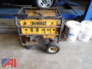 DeWalt DG7000E Generator