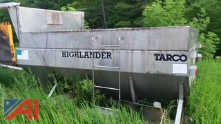 10' Highland Tarco Sander