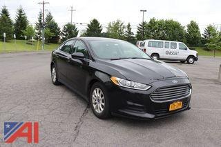 2015 Ford Fusion S 4 Door