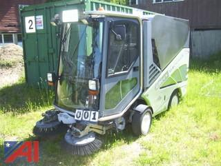 2007 Green Machine 636 Sweeper