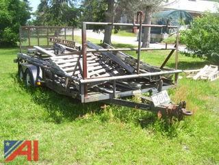 2003 Doolittle 16' Trailer