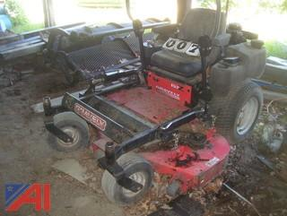 "Gravely 48"" 152Z Mower"
