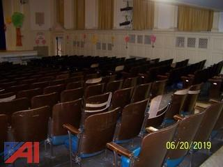 Auditorium Seating From the Mid 1930's