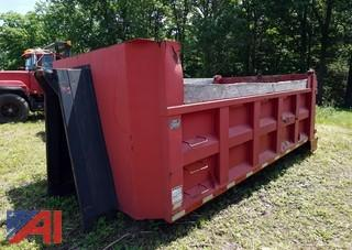 Beau-Roc Hook Roll-Off 15' Dump Body
