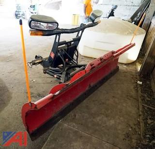 "Boss 7'6"" SmartShield Snow Plow"