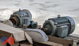 Various 3-Phase Electric Motors
