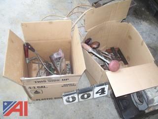 Several Millers Falls Antique/Vintage Tools