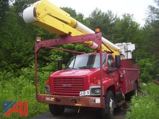 2003 GMC C7500 Bucket Truck
