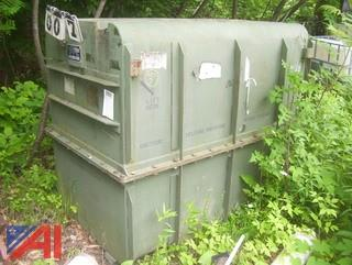 Cummings NHC250 Motor in Crate