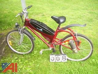 Electro Velo Bike