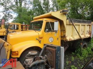 1991 International 4700 Dump Truck