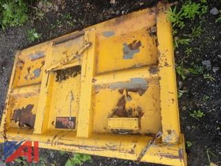 Heil Dump Box Tailgate