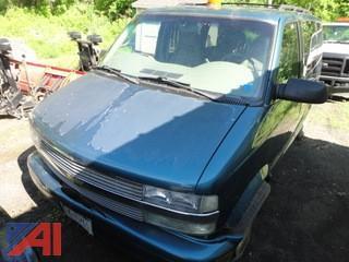 2001 Chevy Astro Van