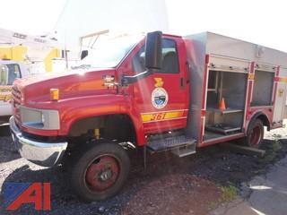 2006 GMC C5500 Rescue Truck
