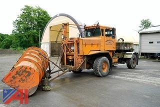 1977 Oshkosh P2323-1K3 Plow Truck