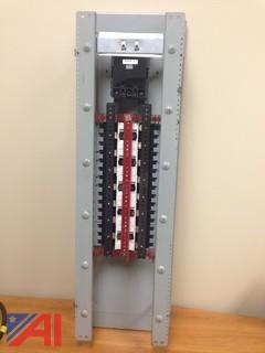 Eaton Culter-Hammer Industrial Circuit Breaker And Panel