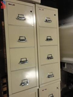 Fire King Filing Cabinets and More