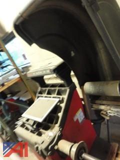 Hunter GSP 9700 Wheel Balancing Machine