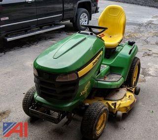 "John Deere X540 48"" Lawn Mower"